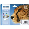 Epson T0711 - T0714 Compatible Ink Cartridges
