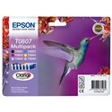 Epson T0801 - T0806 Compatible Ink Cartridges