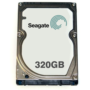 Seagate 320GB 5400rpm 2.5 inch Internal SATA Hard Drive