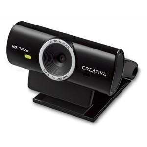 Creative Live! 720p HD Webcam and Microphone USB