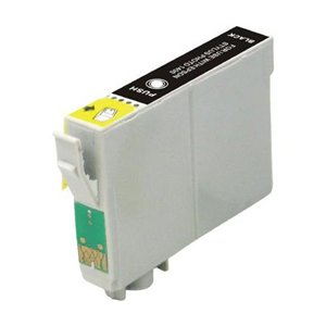 Epson T1281 Black Compatible Ink Cart Cartridge - Fox