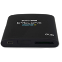 Sumvision Cyclone Micro 3 MKV USB/SD Media player - HDMI 1080p - 8GB Black