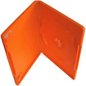 dvd case single orange 14mm single
