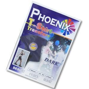 Phoenix t shirt printing transfer paper dark 10 sheets a4 for Phoenix t shirt printing